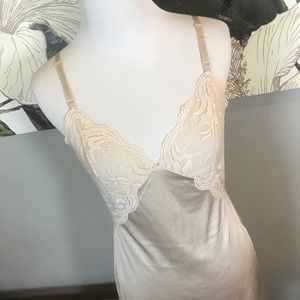VINTAGE Cream Nightie